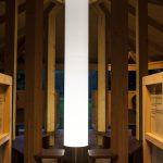 Pavillon der Religionen - Lichtsäule