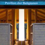 Pavvilon der Religionen - Lichtsäule